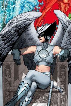 Batman vs Hawkgirl - Comic Vine