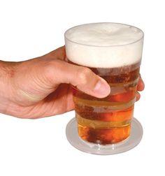 Paladone Pocket Pint Collapsible Pint Glass @ £4.25