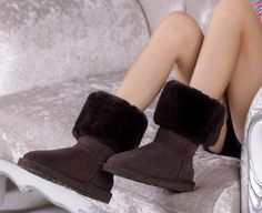 UGG Classic Tall 5815 Chocolate