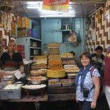 A various #Sweets in streets of #Agra #Street #Food #India #ekPlate #ekplatesweets