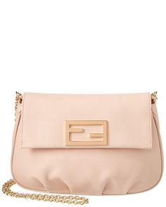 FENDI Fendista Mini Leather Pouchette is on Rue. Shop it now.