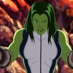 She-Hulk screenshots, images and pictures - Comic Vine