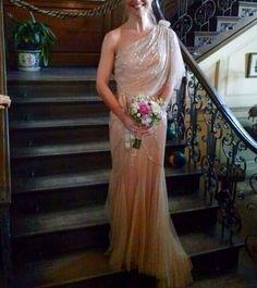 Dama de Honor, Bridesmaid. Vestido Condesa de Pronovias