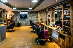Take a look at the fantastic business refurbishment we have done for a local hairdressing company. We had one happy customer with this project!