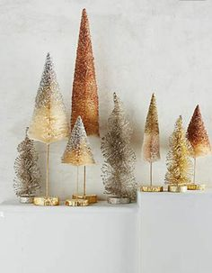 Editor's Picks: 15 Christmas Decorations To Shop Now Get design editor Lauren Petroff's favorite seasonal decor ideas. Merry Little Christmas, Noel Christmas, Winter Christmas, All Things Christmas, Vintage Christmas, Christmas Crafts, Christmas Decorations, Holiday Decor, Seasonal Decor