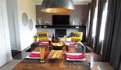 Le salon de David Desharnais Decoration, Vip, Design Inspiration, Interior, Table, House, Furniture, Southeast Asia, Moroccan