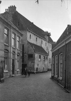 Amersfoort<br />Amersfoort: Muurhuizen (1962)