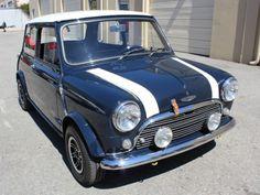 1960 Morris Mini Minor Cooper S Upgrades For Sale Front