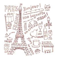 Calis Paris Birthday On Pinterest Illustration Eiffel Towers And Coloring