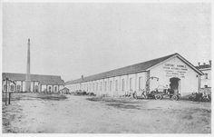 Legnano, Officine Tosi, 1881