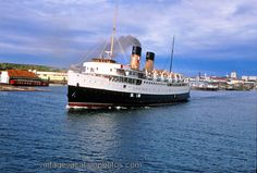 Vintage Vacation Photos: View Photo: United States, Ferry on Puget Sound, Washington. Canadian Pacific Railway, Steam Boats, Ferry Boat, Tug Boats, Steamers, Boat Plans, More Pictures, Boating, British Columbia