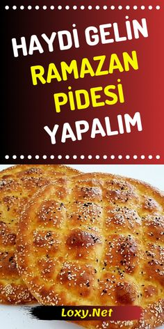 Pasta Recipes, Bread Recipes, Cookie Recipes, Dessert Recipes, Egg Free Cookies, Turkish Recipes, How To Make Bread, Other Recipes, Cooking Tips