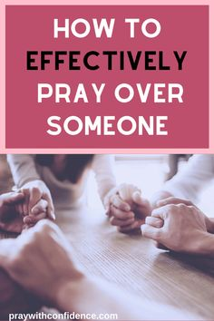 Want to learn how to effectively pray over someone? How to pray for someone in ministry, someone who doesn't believe, and many more intercessory prayers. Learn the power of intercession here to learn about praying over someone. Praying For Someone, Praying For Others, Praying To God, Christian Faith, Christian Quotes, Christian Living, Christian Motivation, Christian Women, Prayer Quotes