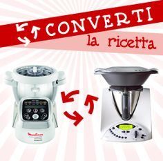 "Cuisine Companion - Bimby: ecco il convertitore di ricette, per poter ""tradurre"" facilmente le diverse ricette dei due mitici robot da cucina Cooking Chef, Cooking Tips, Nutella, I Companion, Food Humor, Food Hacks, Kitchen Decor, Yogurt, Kitchen Appliances"