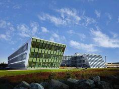 ZGF Architects : Federal Center South Building 1202 - ArchiDesignClub by MUUUZ - Architecture & Design