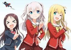 「charlotte yuu and nao」の画像検索結果 Manga Anime, Manga Girl, Anime Art, Anime Girls, Charlotte Anime, Death Note, Otaku, The Ancient Magus Bride, Fanart