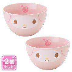 マイメロディ 茶碗2個セット【楽天市場】