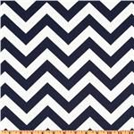 Navy chevron is still my fav for the den/office - tones down the super fun rug - classic