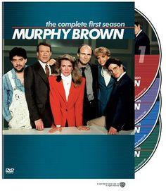 Murphy Brown (TV Series 1988–1998)