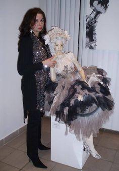 sasha khudyakova dolls   Uploaded to Pinterest