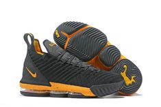 2018 New Nike Lebron 16 Black Yellow Womens Mens Basketball Shoes Top Deals Nike Lebron, Lebron 16, Nike Shoes, Sneakers Nike, Superfly, Black N Yellow, Basketball Shoes, Air Jordans, Nike Air