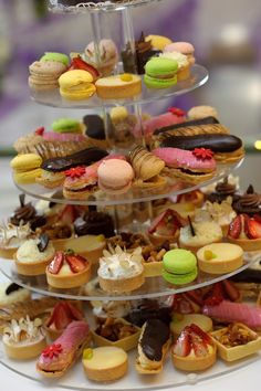 Dorset wedding catering afternoon tea sandwiches and roll up Dessert Stand, Dessert Table, Brunch Table, Brunch Food, Brunch Ideas, Mini Desserts, Wedding Desserts, Tea Party Desserts, Tea Party Menu