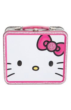 Girl's Glitzy Bella 'Hello Kitty' Lunchbox