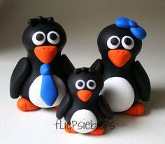 Penguin Family, via Flickr.