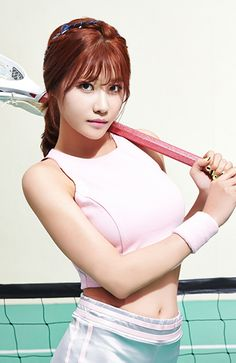 YUNA #AOA #Heart_Attack
