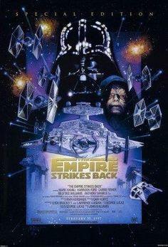 Star Wars: Das Imperium schlägt zurück: Special Edition / Filmplakat: Amazon.de: Küche & Haushalt