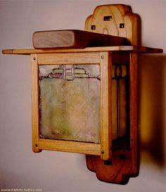 Scone Lamp