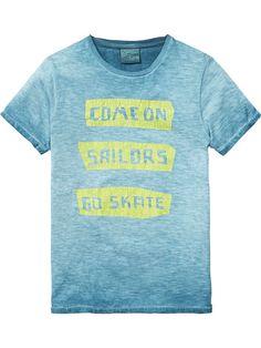 T-shirt+imprimé