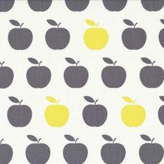 Apples in lemon