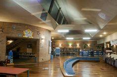 Sala Infantil de la Biblioteca Pública Virgilio Barco Bogotá by Colombia Travel, via Flickr