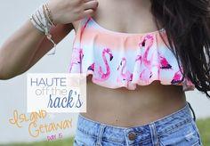 Haute Island Getaway: Day 15- The Pink Flamingo | Haute Off The Rack