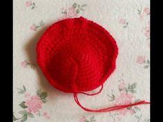 Crochet rose petal B ดอกกุหลาบโครเชต์ - YouTube