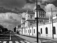 Junqueira street - A rua da Junqueira, em Lisboa.