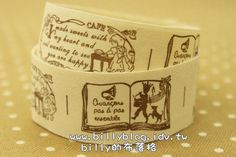 V191 - cotton tape/ sewing tape/ Ribbon - cotton - story book *** [FREE SHIPPING NOW!!!]  *** Buy cotton tapes over 3 yards will get extra cardboard bobbin for free ~  https://www.etsy.com/listing/87292675/v191-cotton-tape-sewing-tape-ribbon?ref=shop_home_active