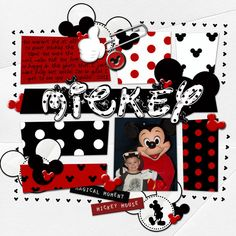 Mickey Mouse alphabets Template   ... template and using my mickey freebie kit and disney alpha template set