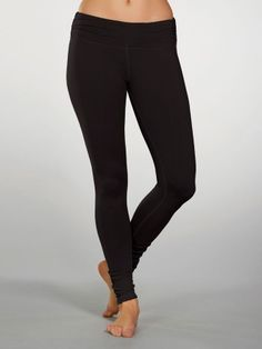 SERENA RUCHED LEGGING