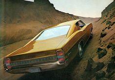 1968 Ford Galaxie 500 Fastback