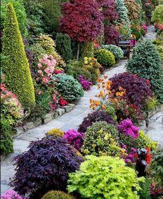Vertical Gardens 20 Exciting Saving Budget For Your Best DIY English Garden Vertical Garden Design, Backyard Garden Design, Backyard Landscaping, Landscaping Ideas, Vertical Gardens, Modern Backyard, Balcony Garden, Garden Planters, Amazing Gardens