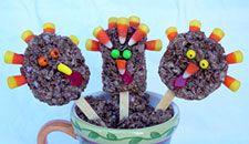 Rice Crispy Turkey