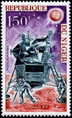 What space travel stamps do you have? - Stamp Community Forum - Page 14