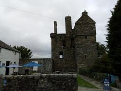 You can visit the ruins of a century tower house at Carsluith Castle, in Dumfries and Galloway, in south west Scotland. The castle is located just off the Castles To Visit, Tower House, Scottish Castles, 16th Century, Tower Bridge, Towers, Countryside, Mount Rushmore, Scotland