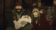 GoBoiano - 22 Amazing Anime Movies You Could Watch With Your Family That Aren't By Studio Ghibli Most Popular Movies, Recent Movies, Hayao Miyazaki, Film Animation Japonais, Tokyo Godfathers, Satoshi Kon, Great Movies To Watch, Japanese Animated Movies, Movie Facts