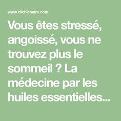 Vous êtes stressé, angoissé, vous ne trouvez plus le sommeil ? La médecine par les huiles essentielles peut vraiment vous faire du bien au quotidien. Découvrez notre sélection des 5 huiles essentielles les plus relaxantes et apaisantes.