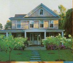 frank greenwald architecture - east hampton barn | gardens