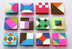 _thankyou Hong Kong-based design studio Blow created these vibrant thank you cards by using silkscreen and gold-stamping on Astrobrights Paper.