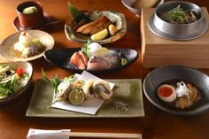 Japan's third-largest city is a business hub, so leisure-ites come here for one reason only: food.